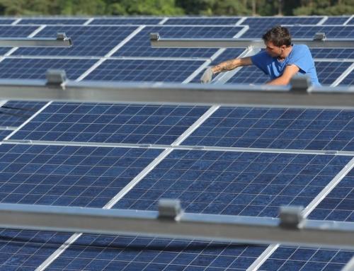 Google passa a consumir 100% de sua energia gerada pelo sol e pelo vento